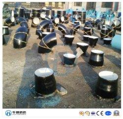 Riduttore eccentrico ASME B16.9 dell'accessorio per tubi del acciaio al carbonio A234 Wpb