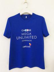 맞춤형 디자인 맞춤형 긴팔 스포츠 티셔츠 인쇄 프로모션 선물
