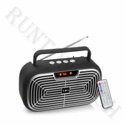 T-911 de draagbare Spreker van Bluetooth van de Afstandsbediening met de FM USB van de Antenne