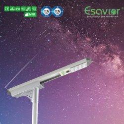 経験12年のの政府の道の照明プロジェクトのための1つのLEDの太陽街灯の新しいデザイン省エネすべて生産の