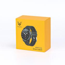 パッケージボックスラグジュアリーボックスカスタムロゴの「 Cajas Relojes Cardboard 」をご覧ください ギフトボックスの電子ミステリーボックススマートな腕時計の包装