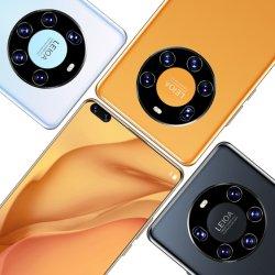 Глобальная версия 6.1 Galaiy HD-дюймовый 1+8ГБ смартфоны Android сотовых телефонов считыватель отпечатков пальцев с ID двойной ячейки SIM для мобильных телефонов
