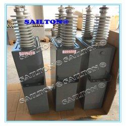 Condensador de derivación de alta tensión eléctrica de alta tensión del sistema de calentamiento por inducción