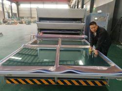 Fangding 2020 Nuevo diseño de vacío y el calor Procesamiento EVA máquina laminadora de vidrio
