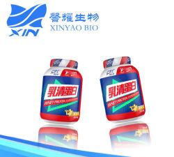 Gehydroliseerde ISO 100, 100% isoleert Weiproteïne