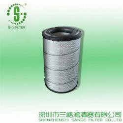 Filter de van uitstekende kwaliteit van de Lucht van het Deel van de Filter van het Motoronderdeel van het Graafwerktuig van Kobelco van de Vervanging Yn11700029s003