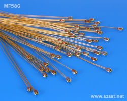 Fabricant de haute qualité NTC 5K; 10K ; le capteur de thermistance 15k
