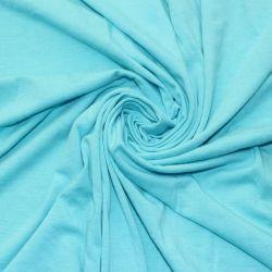 Un grado 40s peinado cómodo 28 28 38 de algodón de bambú de fibra de soja 6 Estiramiento Spandex tejido de trama tejida de Single Jersey para T-Shirt