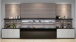 2020 Nuevo Diseño de Muebles de inicio personalizada Cocina con sistema de luz