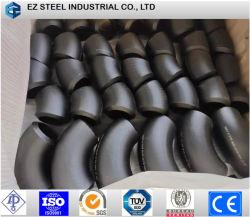 Montaje del tubo de acero al carbono Wpb-A234, ASTM, ANSI B16.9 Codo