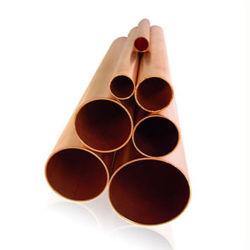 Fabricant d'approvisionnement préférentiel de grand diamètre du tuyau de cuivre C2400/ C2100 C2600 tuyau en cuivre de climatiseur