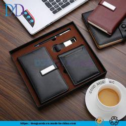 A6 Notebook, Sleutelhanger, Signature pen, Wallet/Gift Set Combination Custom Logo