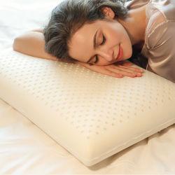 중국의 가정용 가구 침구용 표준 라텍스 베개 공장 설정