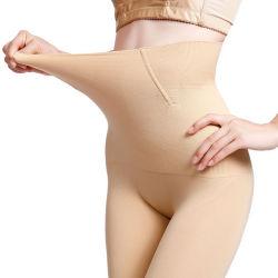 Las mujeres personalizada mejor cintura alta Bustier Shapewear perfecta pantalones cortos para adelgazar Barriga ropa interior de Control Plus Size Body Shaper para mujeres