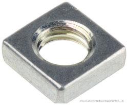 ANSI / ASME / DIN557/uma praça2-70 em aço inoxidável Dimensões Nuts