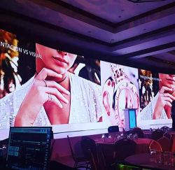 P2.97 Servicio delantero 50x50cm LED Interior Panel de vídeo para eventos de la Iglesia