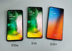 Samsung S10 S10+のノート10+のスマートな電話のための改装された新しいロック解除された携帯電話