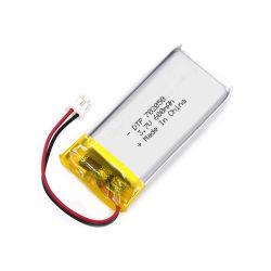 電気暖房靴のパッドのためのリチウムイオン電池600mAh