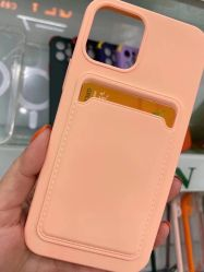 Amzon 2021 Hot Sell Skin-Friendly 전화 접속 케이스(카드 포함 iPhone 및 Samsung용 지갑