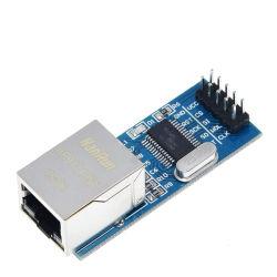Мини-Enc28j60 Ethernet LAN для Arduino 51 ЛСМ AVR малины STM32 25МГЦ