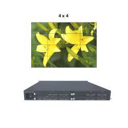 regolatore della parete del video proiettore di offerta HD HDMI di tempo limitato dei canali 4K 8K di 4X4 3X3 2X4 16 video