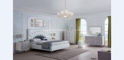 2020新しいデザイン現代革寝室セット