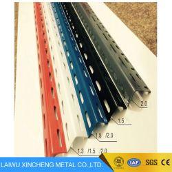 Meilleures ventes de l'acier de l'angle Shelvings/Emplacement de l'acier de l'angle étagère de rack