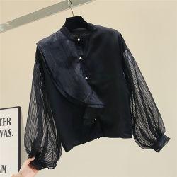 Die späteste Form konzipiert schöne Hemden der Chiffon- Damen