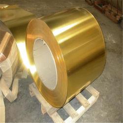 Hpb66-0.5/C33000 (ASTM B135: 2002) /Cuzn32pb1 der Messingstreifen