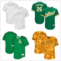 Oakland Athletics мужчин Мэтт Чэпмен Cool база бейсбольного Джерси