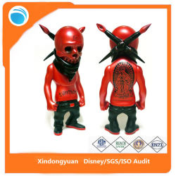 Custom 3D brinquedo de vinil PVC fazer figura de plástico macio