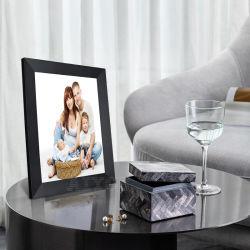 Nuevo producto caliente de 10,1 pulgadas con pantalla táctil de Cloud Computing 1280*800 Resolución Digital Photo Frame WiFi