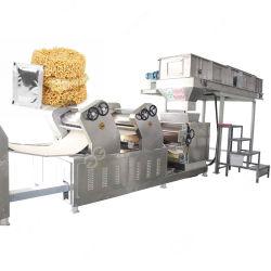 Non-Fried Linha de macarrão macarrão instantâneo a máquina da linha de produção