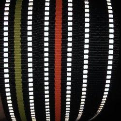 Nastro riflettente per impieghi pesanti in nylon personalizzato in fabbrica