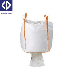 100 % PP 1000kg 1500 kg de plastique SAC SAC Jumbo FIBC en vrac de 1 tonne de grands sacs