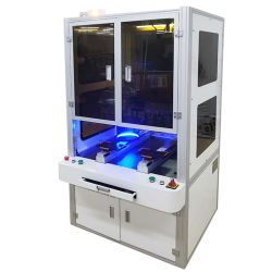 2020 Venda Quente Xyz Automática Servofreio Visão Guia Máquina de Inspeção