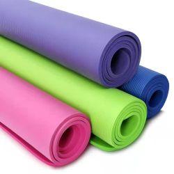 Tapete de Yoga Dimi Non-Slip, Material NBR Ecológico de tapete de ginástica com correia de transporte, PRO tapetes de Yoga para mulheres, tapetes de exercícios para casa e exercícios de piso