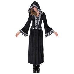 La mujer dama moda niña fiesta ropa interior Lenceria Sexy Cosplay elegante vestido de noche de adultos disfraces de bruja vampiro etapa disfraz de Halloween
