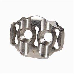 Prototipi personalizzati lavorati a macchina CNC con materiale in alluminio / acciaio inox