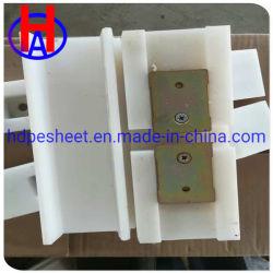 Mc Manga Casquillo en nylon plásticos UHMW PE PP HDPE de los bloques de soporte de la placa de PVC de la hoja de la chapa lateral de PU de paneles sándwich de la máquina para la alimentación Chaine