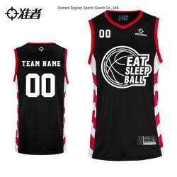 Sport bassi di pallacanestro di alta qualità di Rigorer MOQ che eseguono il pullover stampato con il rapporto dello SGS BV Intertek