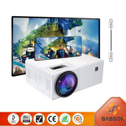 Best Sale HD-projector Native 1080P 2000 lumens LED-projector