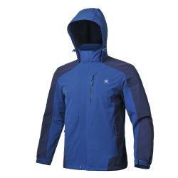 남자는 또는 겉옷 높이 연약한 기지개한 직물에 2020년의 새로운 의복 작풍을 요구하는 방풍 Breathable 옥외 & 스포츠 재킷 방수 처리한다