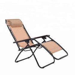 Nouvelle mode Plage Lurxery Outdoor chaise pliante réglable