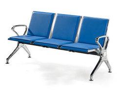 공항 착석 공중 갱 의자 병원 기다리는 의자