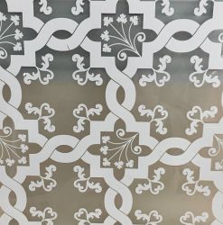 색깔에 의하여 그려지는 강화 유리를 인쇄하는 중국 실크 스크린