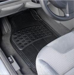 自動内部のAccessoiesユニバーサルPVC猫のマット車のフィートのマット