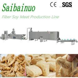 간장 덩어리 가공 식품 기계를 만들기를 위한 짜임새 간장 단백질