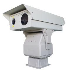 PTZ de longo alcance da câmara IP de Monitoramento de infravermelho 2km