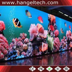 P1.875mm verurteilen Pixel-Abstand Innensuper-HD LED-Bildschirm für Spitzenverein, Vorlesungssal, Hotel, Flughafen, Handelsgebäude (480X480mm Schrank)